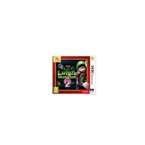 Luigi's Mansion Dark Moon (Selects) 3DS