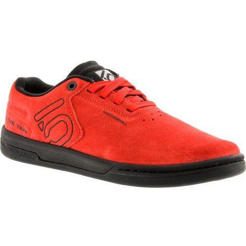 danny macaskill buty mężczyźni czerwony uk 5,5 | eu 39 2018 buty rowerowe marki Five ten