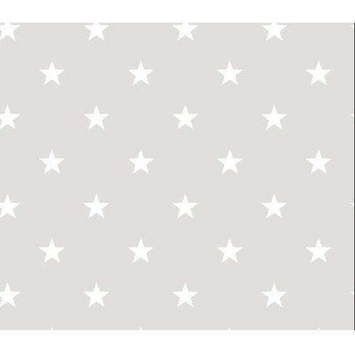 Galerie Tapeta ścienna szara w gwiazdki deauville g23109  tapeta dostępna od reki, wysyłamy w 24h ! bezpłatna wysyłka kurierem od 300 zł!
