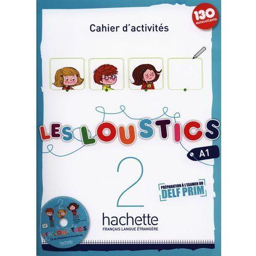 Les Loustics 2 - Zeszyt Ćwiczeń + CD (9782011559067)