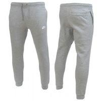 Spodnie Nike meskie bawelniane dresowe M NSW JGGR Club FLC 804408 063, 3663