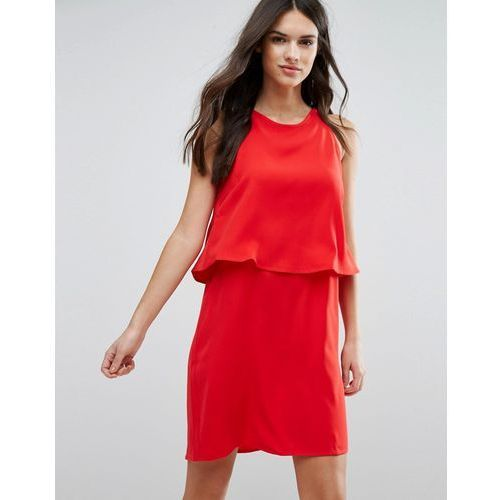 Y.a.s sleeveless red dress - red