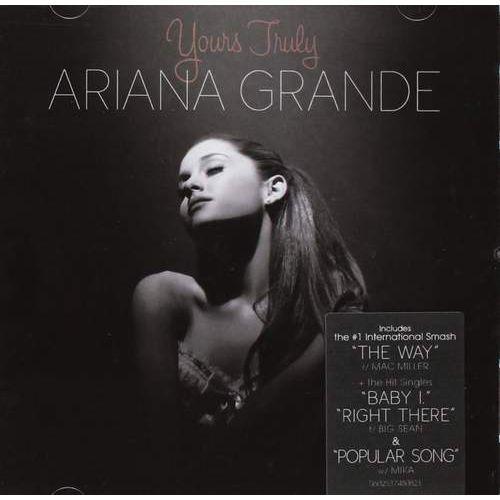 Yours Truly - Ariana Grande (Płyta CD), 3748082