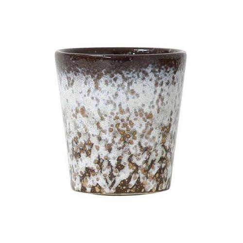 HK Living Kubek ceramiczny 70's mud ACE6040