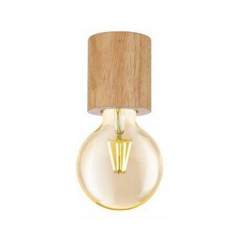 turialdo 99077 plafon lampa sufitowa 1x40w e27 brązowy marki Eglo