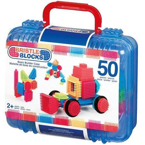 Klocki jeżyki Basic Builder Case - 50 elementów 3081Z