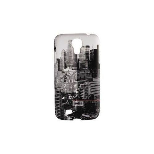 Pokrowiec GOLLA Hardcover Sebastian (Samsung Galaxy S4) Szary, towar z kategorii: Futerały i pokrowce do telefonów