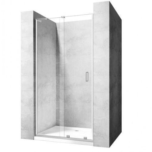 Rea cezar drzwi prysznicowe 130 cm 1-skrzydłowe lewe szkło transparentne rea-k9902