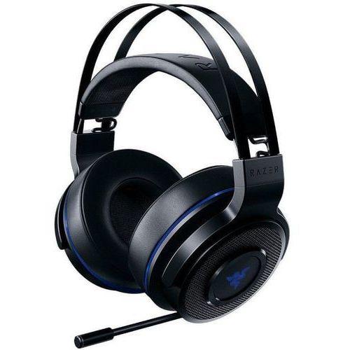 Razer Słuchawki Thresher 7.1 do PlayStation 4, czarny/niebieski (RZ04-02230100-R3M1)