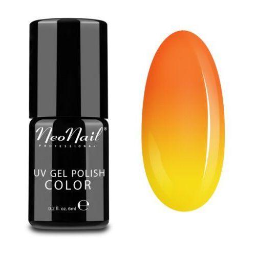 Lakier hybrydowy NeoNail UV 6ml - Termiczny Tequila Sunrise 5184-1