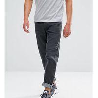 loozy cropped elasticated pant 084le grey wash - grey, Diesel, M-XL