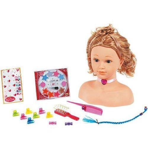 OKAZJA - KLEIN Głowa do stylizacji Princess Coralie (4009847052407)
