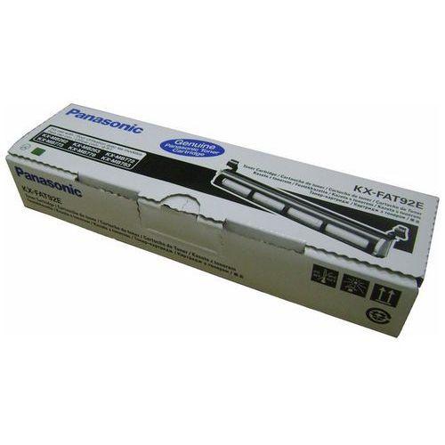 Panasonic Wyprzedaż oryginał toner do kx-mb261/262/263/771 | 2 000 str. | czarny black