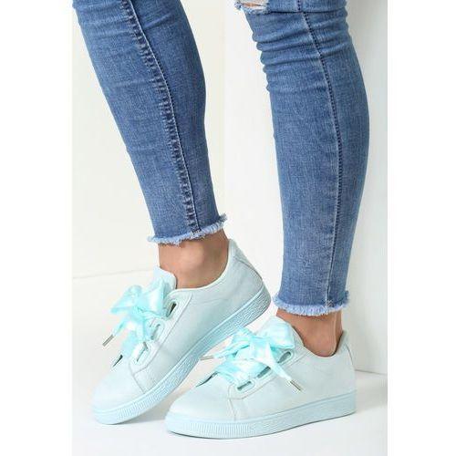 Jasnoniebieskie buty sportowe more than silence marki Vices