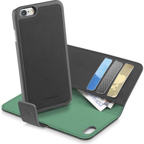 Cellular Line Etui COMBO do iPhone 7, czarne - CCOMBOIPH747K Darmowy odbiór w 20 miastach! - sprawdź w wybranym sklepie