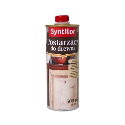 Syntilor Postarzacz do drewna 0.5 l alpejska skała (3239912414026)