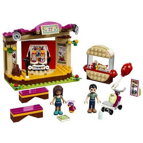 41334 POKAZ ANDREI W PARKU (Andrea's Park Performance) KLOCKI LEGO FRIENDS