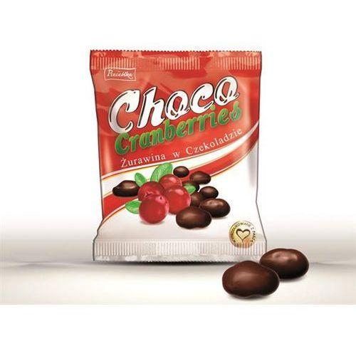 Fabryka cukierków pszczółka sp. Choco cranberries 90 g