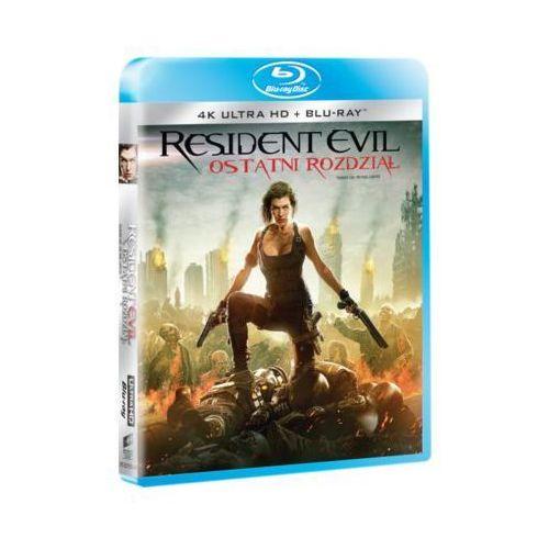 Resident evil: ostatni rozdział 4k (2bd) marki Imperial cinepix