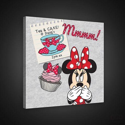 Obraz Disney: Herbatka i ciasteczka u Minnie PPD1455, PPD1455