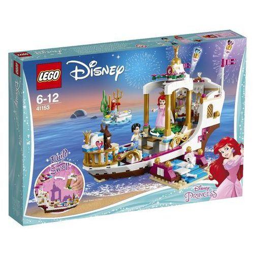 Lego DISNEY PRINCESS Uroczysta łódź ariel.ariel's royal celebration boat 41153