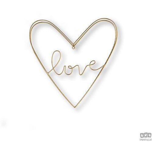 Dekoracja ścienna Love 104032 Graham&Brown, 104032