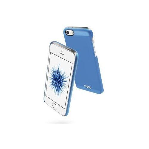 cover colorfeel tefeelipseb iphone se/5s/5 (niebieski) - produkt w magazynie - szybka wysyłka! marki Sbs