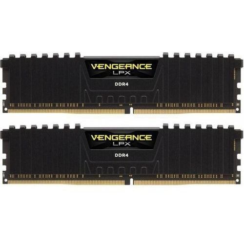 Corsair DDR4 Vengeance LPX 16GB/2400(2*8GB) CL14-16-16-31 Black 1,20V (0843591057530)