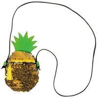 Pluszowa torebka na ramię Ananas