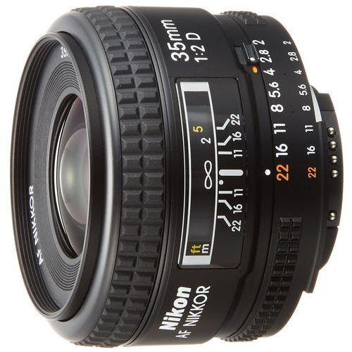 Nikon af 35mm f/2 d nikkor - produkt w magazynie - szybka wysyłka!