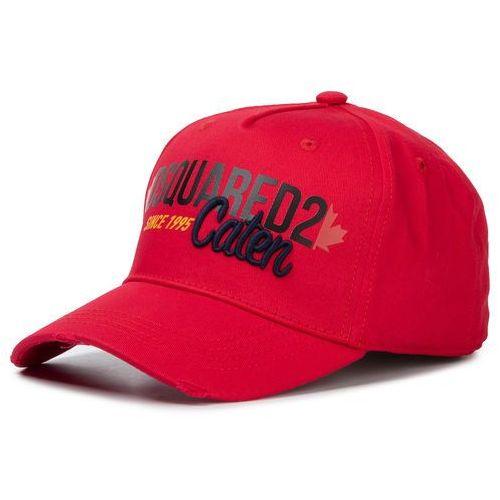 Czapka z daszkiem DSQUARED2 - Other Cargo Baseball Caps BCM0250 05C00001 4065 Red