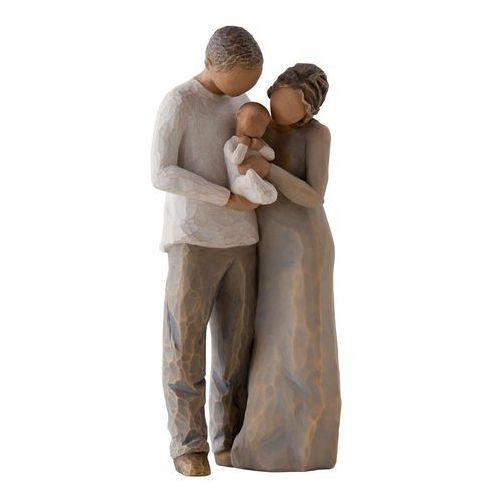 Willow tree Dziecko to cudowny dar życia - teraz jesteśmy we troje. we are three 27268 susan lordi