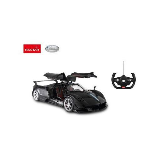 Duży Licencjonowany Zdalnie Sterowany Super Sportowy Pagani Huayra BC (1:14) + Bezprzewodowy Pilot., 59077734154035