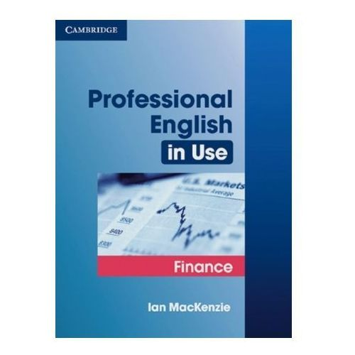 Professional English in Use, Finance