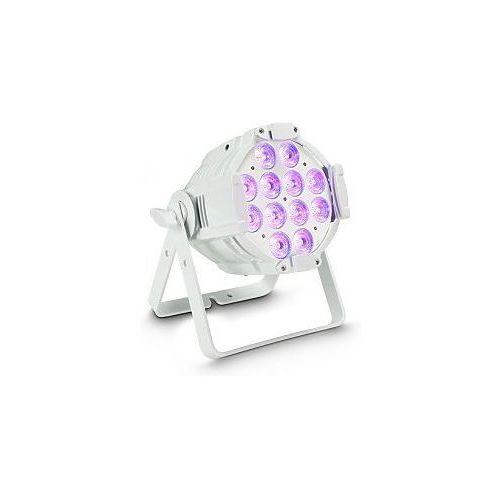 Cameo Light Studio PAR 64 CAN RGBWA+UV 12 W WH, reflektor sceniczny LED, kup u jednego z partnerów