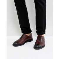fawkes temperley oxford shoes in cherry red - red, Dr martens