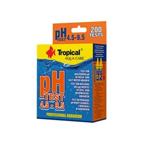 TROPICAL Test pH 9- tester do oznaczenia twardości wody 1szt