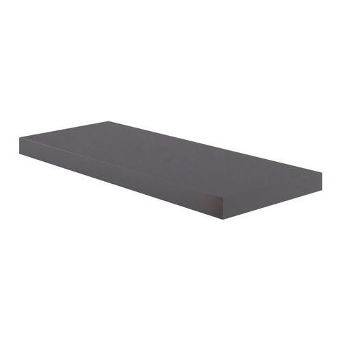 Półka dekoracyjna Form Rigga 18 x 190 x 1180 mm czarna, TS14