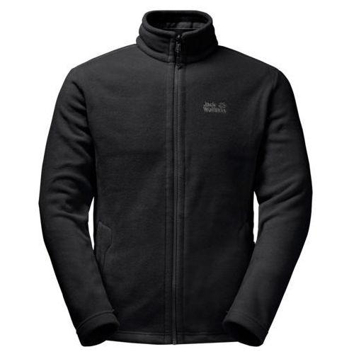 Jack wolfskin Polar moonrise jacket men - black