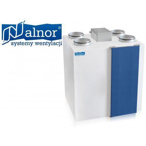 Alnor Rekuperator pionowy z odzyskiem ciepła 250m³/h (hru-ministair-w-250)