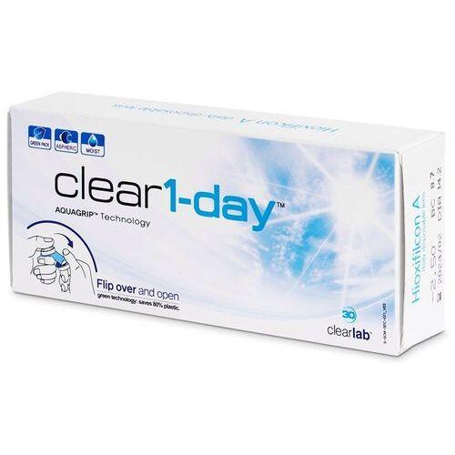 Clear 1-Day (30 soczewek)