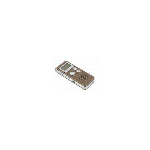 Mini-podsłuch nagrywający cyfr. dźwięk 8gb (1000h)+pc+vox+mp3... od producenta Microview