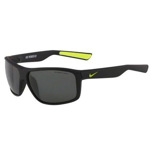 Okulary słoneczne premier 8.0 p ev0793 polarized 077 marki Nike