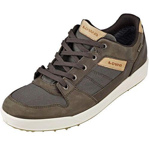 Lowa Seattle GTX Buty Mężczyźni brązowy/oliwkowy UK 9,5 | EU 44 2018 Buty codzienne