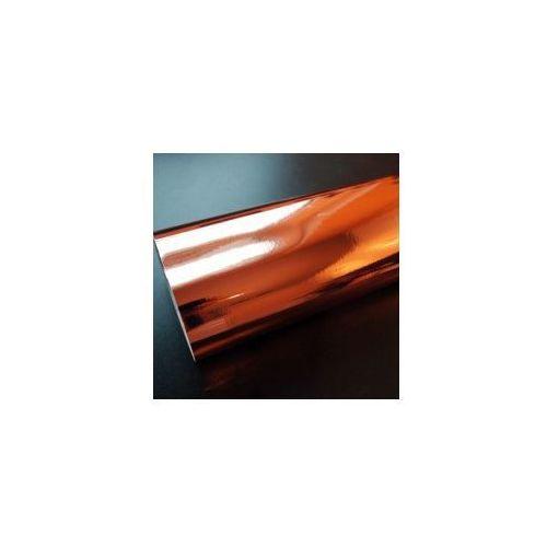 Okleina meblowa dc fix metaliczna Rosegold miedziana 201-4531 szer 45 cm