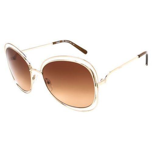 Okulary słoneczne ce 119s carlina 786 marki Chloe