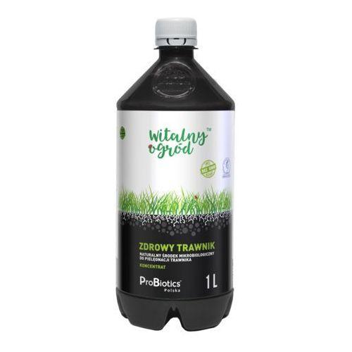 Witalny ogród - ZDROWY TRAWNIK -1L Naturalny środek do pielęgnacji trawnika
