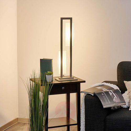 Lampenwelt.com Lampa stołowa nele z led