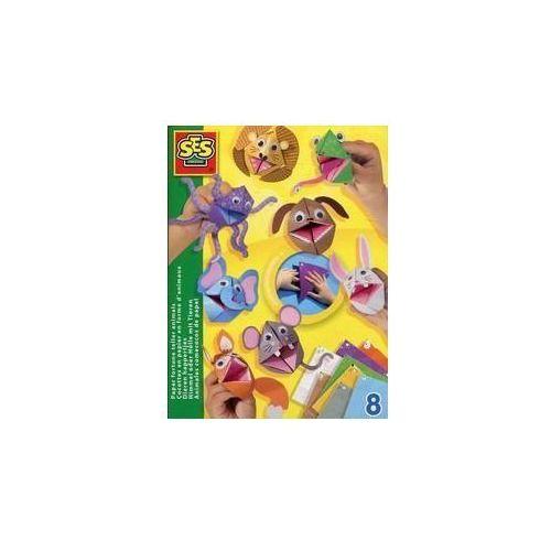 Zabawa kreatywna Origami papierowe zwierzątka (8710341149208)