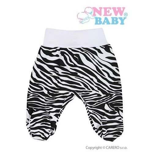 Półśpiochy dla niemowlaków New Baby Zebra